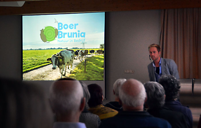 Jaring Brunia Stichting TIJD Ecokathedraal symposium